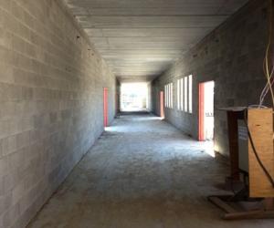 08/14 - Area E Corridor